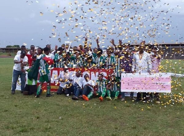 hasaacas ladies fc beat ampem darkoa ladies again to lift womens fa cup trophy