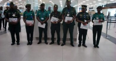 immigration officers schooled on tackling border security challenges