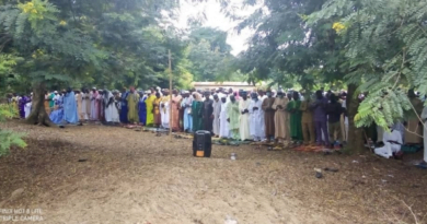 islamic cleric urges ghanaians to exercise patience with government