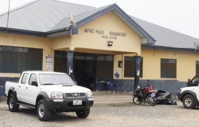sege police command gets nissan pick up