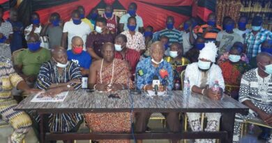 tema traditional council appeals to government to appoint an indigene as mce