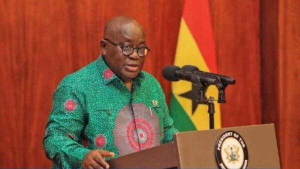 Pay your taxes before GRA comes after you – Akufo-Addo warns non-compliant professionals