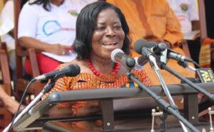 Profile of the late Ama Benyiwa Doe