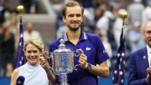 Medvedev defeats Djokovic to win US Open