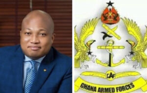 There is disquiet within the ranks of the Ghana Air Force - Ablakwa alleges