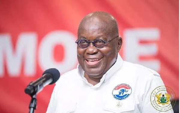 No president has fought corruption as much as Akufo-Addo has' - Eugene Arhin