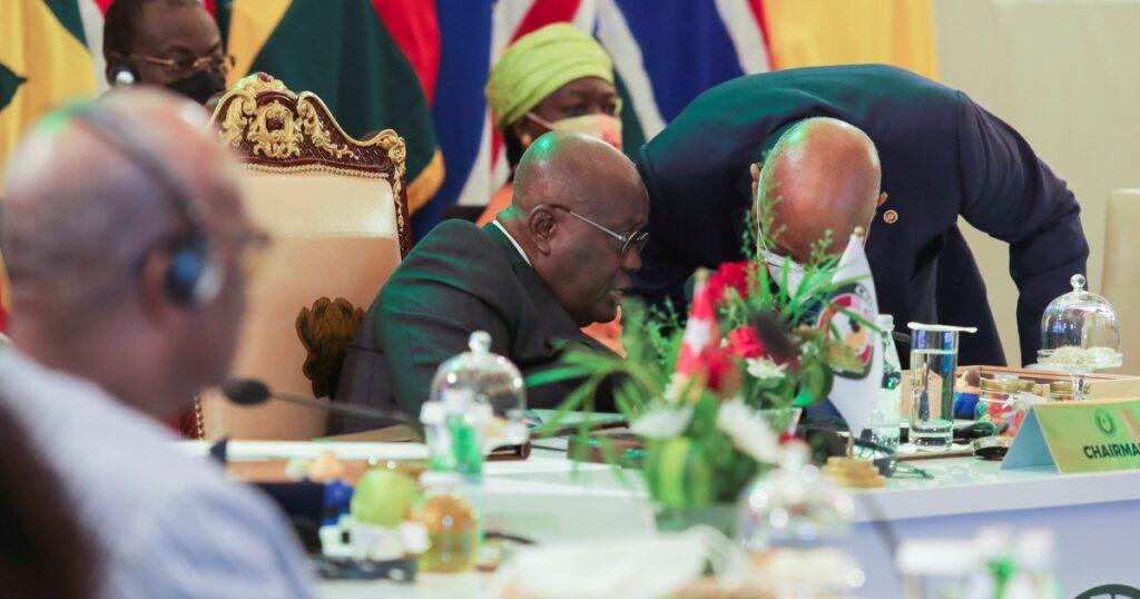 [Full Communique] ECOWAS takes decision on Guinea
