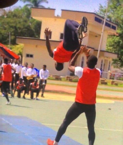 UEW graduate dies after failed backflip in celebration of final exam