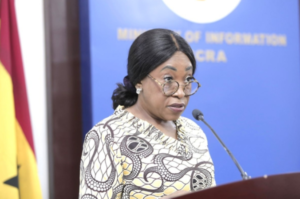 Guinea coup: ECOWAS engaged Alpha Condé during constitutional review to no avail – Ayorkor Botchway
