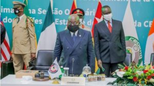 Akufo-Addo takes fight against Guinea coupists to UN General Assembly