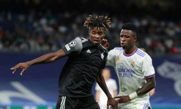 10 facts about Edmund Addo as Ghanaian midfielder impresses against Real Madrid