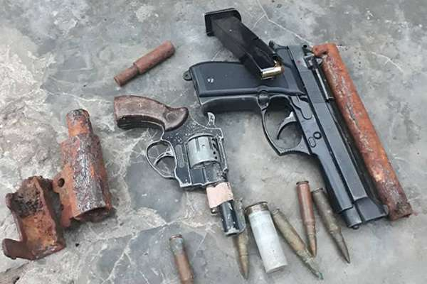 Man who supplies weapons to armed robbers nabbed
