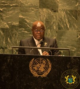 Admit AU in G20 group of nations – Akufo-Addo