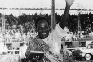 Ghanaians celebrate first president with #Kwame Nkrumah Memorial Day