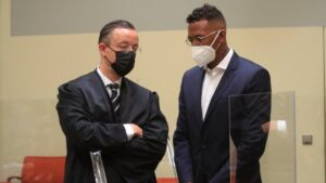 Jerome Boateng found guilty of assaulting ex-girlfriend