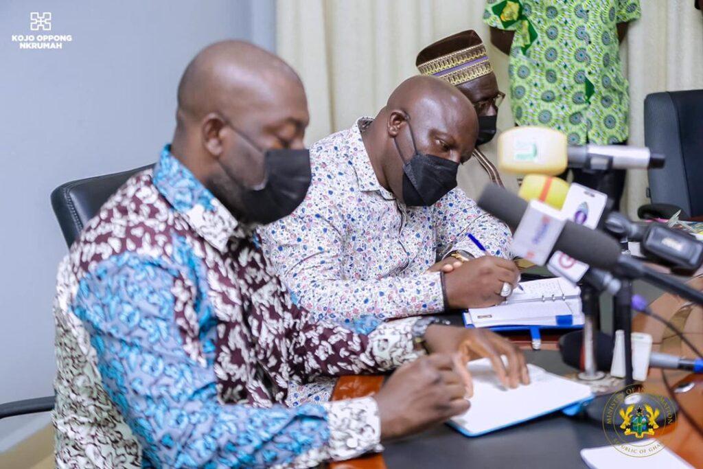 Economy needs GH¢100bn to fully bounce back – Oppong Nkrumah