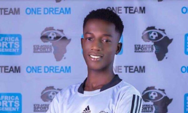 I want to be like Mbappe – Mizak Asante after stupendous goal in Division 2 [Video]