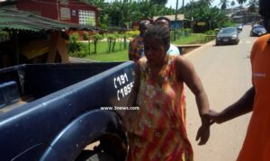 Breaking: T'di 'pregnant' woman granted GH¢50k bail after pleading not guilty