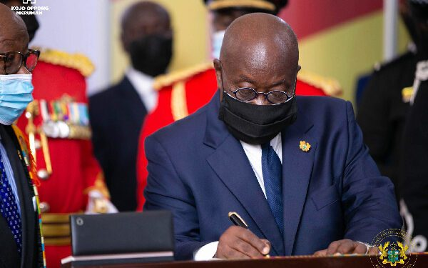 Akufo-Addo assesses ministers in crunch 2-day consultative meetings