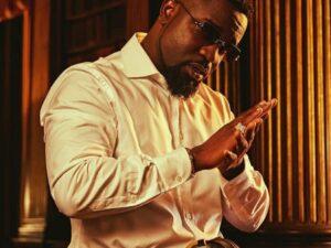 Sarkodie takes turn on Grammys new show 'Herbal Tea & White Sofas'