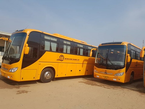 Metro mass buses not grounded; 190 buses are on the road - MD, metro mass transit