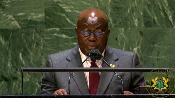 Hasten SDG's implementation to build fairer, prosperous world – Akufo-Addo