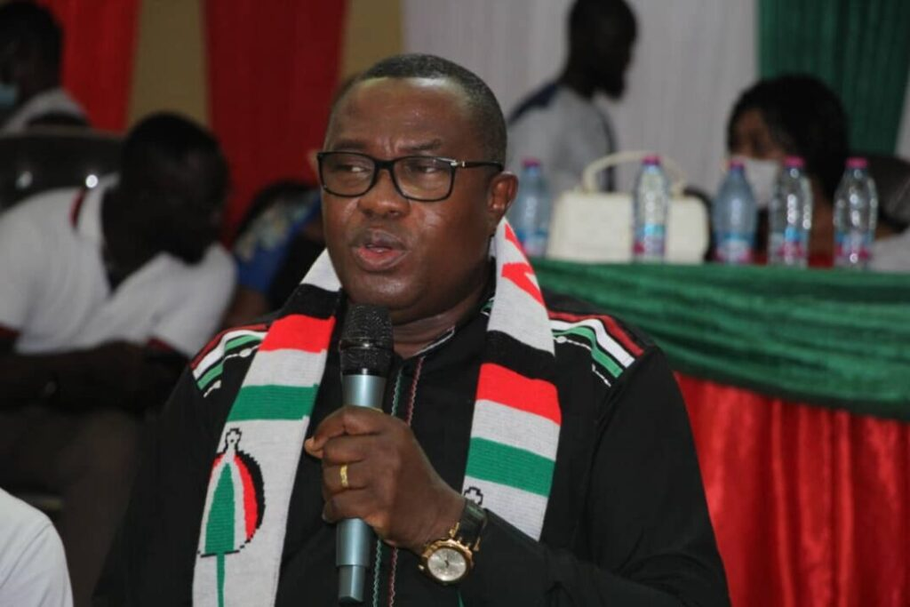 Some MMDCEs will be approved in Dec. because of controversies – Ofosu Ampofo