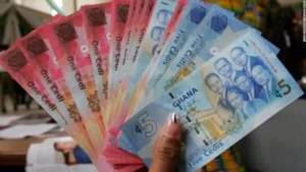 BoG to phase out GH¢1 and GH¢2 notes
