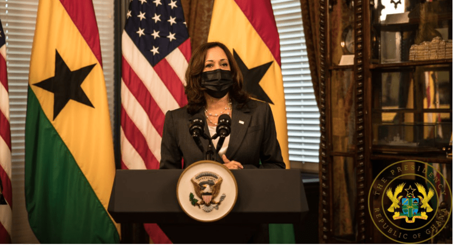 Free and fair 2020 elections showed Ghana is committed to democratic principles – Harris