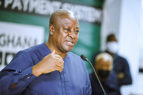 Mahama and his Senchi Consensus are an 'unmitigated disaster'; he can't teach me economics – Akufo-Addo