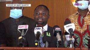 Akufo-Addo's gov't is full of disrespectful old men – Akandoh