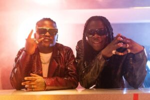 """Stonebwoy and Focalistic connect on new Amapiano sound """"ARIBA"""""""