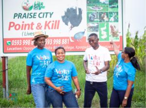 "Volta Brand Ambassadors storm Volta Region on 3rd Leg of ""Visit Volta"" tourism campaign"