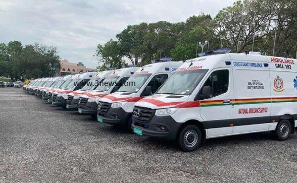 Ambulances scaled