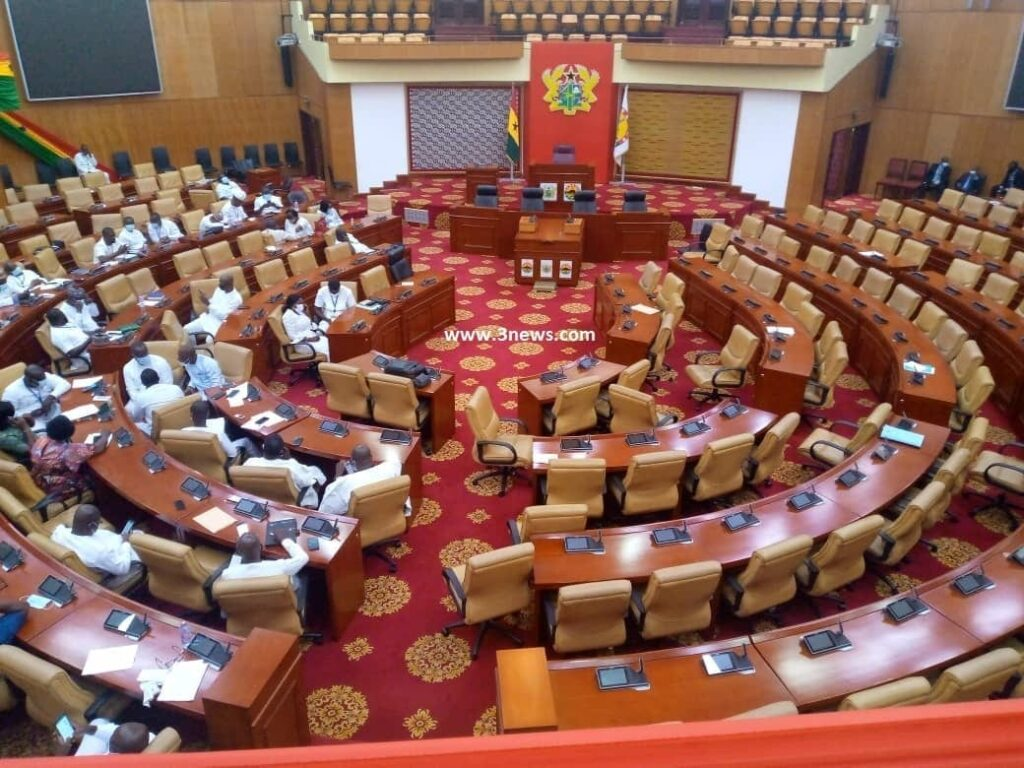 Parliament resumes sittings Oct. 26