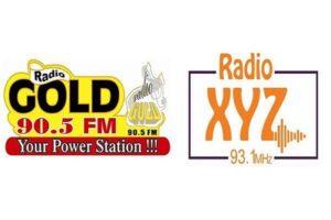 Radio gold and XYZ