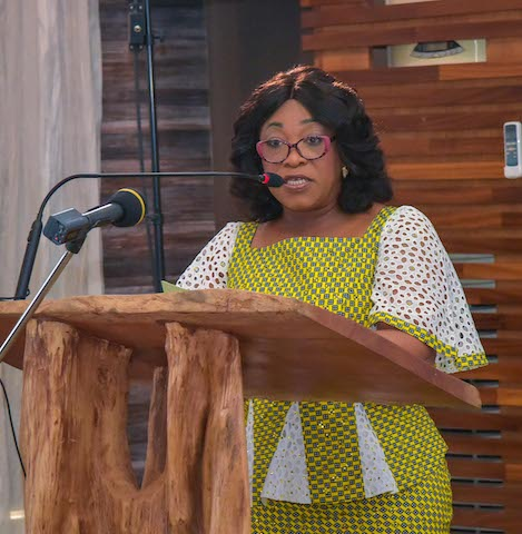 Shirley Ayorkor Botchway Minister of Foreign Affairs