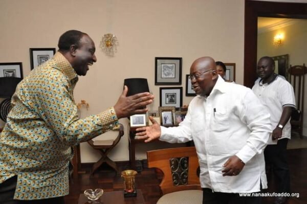 'Famous Alan Cash' – Akufo-Addo extols Trade Minister