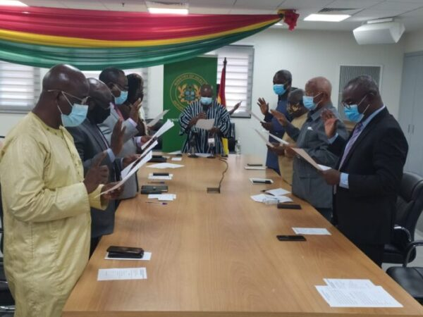 Akufo-Addo reappoints Dr Felix Anyah as board chair of Ho Teaching Hospital