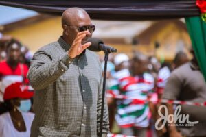 Arrogance of power influencing Lord Commey – Mahama